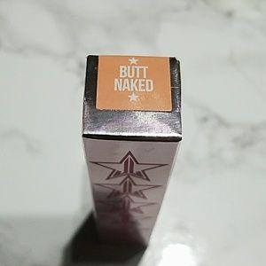 Jeffree Star Makeup - Butt Naked Velour Liquid Lipstick by Jeffree Star
